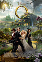 Poster art for &quot;Oz The Great and Powerful.&quot;