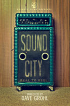 Poster art for &quot;Sound City.&quot;