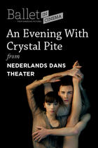Poster art for &quot;An Evening With Crystal Pite.&quot;