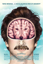 "Poster art for ""Wrong."""