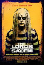 Poster art for &quot;The Lords of Salem.&quot;