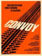 Poster art for &quot;Convoy.&quot;