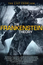 Poster art for &quot;The Frankenstein Theory.&quot;