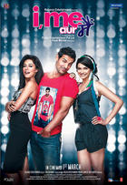 Poster art for &quot;I, Me Aur Main.&quot;