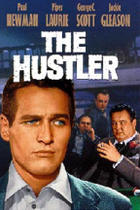 Poster art for &quot;The Hustler.&quot;