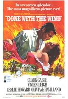 Poster art for &quot;Gone with the Wind,&quot;