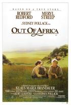 Poster art for &quot;Out of Africa.&quot;