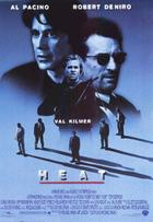 "Poster art for ""Heat."""