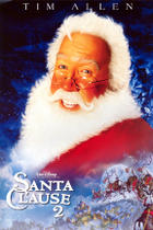 Poster art for &quot;The Santa Clause 2.&quot;
