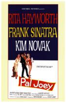 Poster art for &quot;Pal Joey.&quot;