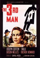 Poster art for &quot;The Third Man.&quot;