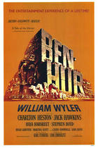 "Poster art for ""Ben Hur."""