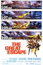 Poster art for &quot;The Great Escape.&quot;