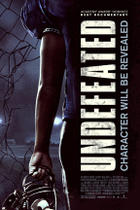 Poster art for &quot;Undefeated.&quot;