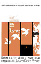 Poster art for &quot;Birdman of Alcatraz.&quot;