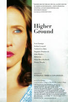 Poster Art for &quot;Higher Ground.&quot;