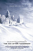 Poster art for &quot;The Day After Tomorrow.&quot;