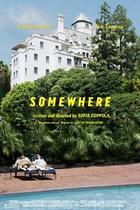 Poster art for &quot;Somewhere.&quot;