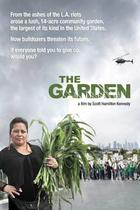 Poster art for &quot;The Garden.&quot;