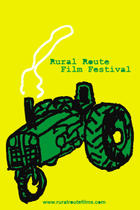 Poster art for &quot;Rural Route Film Festival.&quot;