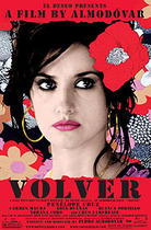 "Poster art for ""Volver."""