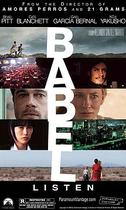 Poster art for &quot;Babel.&quot;