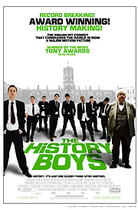 Poster art for &quot;The History Boys.&quot;