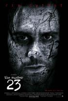 Poster art for &quot;The Number 23.&quot;