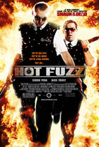 Poster art for &quot;Hot Fuzz.&quot;