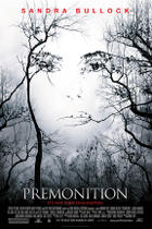 Poster art for &quot;Premonition.&quot;