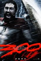 Poster art for &quot;300.&quot;