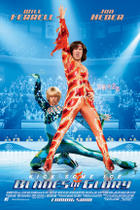 "Poster art for ""Blades of Glory."""