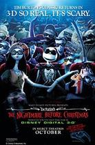 Poster art for &quot;The Nightmare Before Christmas.&quot;