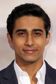 Suraj Sharma Picture