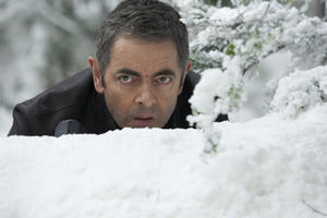 Rowan Atkinson as Johnny English in ``Johnny English Reborn.&#39;&#39;