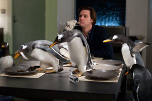 Jim Carrey as Tom Popper in &quot;Mr. Popper&#39;s Penguins.&quot;