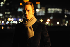 "Michael Fassbender as Brandon in ""Shame.''"