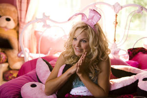Anna Faris in &quot;The House Bunny.&quot;