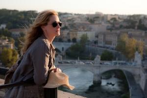Julia Roberts as Liz Gilbert in &quot;Eat, Pray, Love.&quot;
