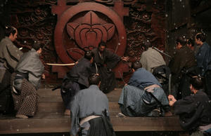 Ebizo Ichikawa in &quot;Hara-Kiri: Death of a Samurai.&quot;