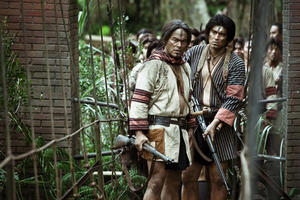 A scene from &quot;Warriors of the Rainbow: Seediq Bale.&quot;
