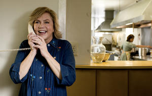 Kathleen Turner as Eileen Cleary in &quot;The Perfect Family.&quot;