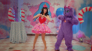 Katy Perry in &quot;Katy Perry: Part of Me.&quot;