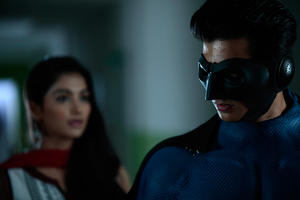 A scene from &quot;Mugamoodi.&quot;