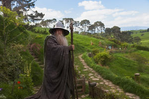 Ian McKellen as Gandalf in &quot;The Hobbit: An Unexpected Journey.&quot;