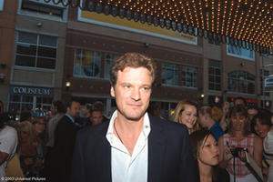 Colin Firth of &quot;Love Actually.&quot;