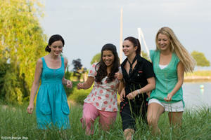 "A scene from ""The Sisterhood of the Traveling Pants 2."""