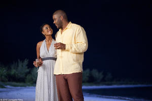 Sharon Leal as Dianne and Tyler Perry as Terry in &quot;Tyler Perry&#39;s Why Did I Get Married Too?&quot;