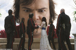 Jack Black in &quot;Gulliver&#39;s Travels.&quot;