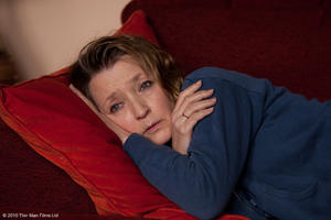 Lesley Manville as Mary in &quot;Another Year.&quot;